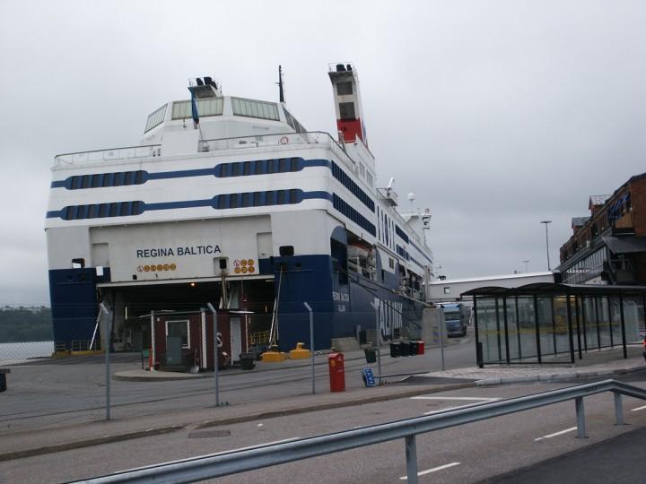 færge til estland